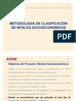 101  NIVELES  SOCIOECONOMICOS  DE  LIMA    3600 ENCUESTADOS  APEIM   45 V (1).pdf