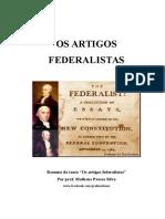Os artigos federalistas
