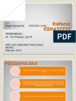 204639118 Referat Keratitis