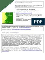 Addressing the Schizophrenia of Global Jihad