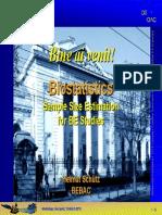 bioequivalence study design
