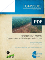 Towards REDD+ Integrity