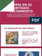 María en El Antiguo Testamento