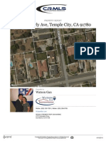 4815 Cloverly Ave, Temple City CA