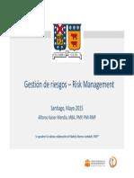 UTFSM 2015.2  - Gestión de Riesgos Sesión 2 V 1.0.pdf