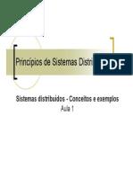 Introdução a sistemas distribuidos