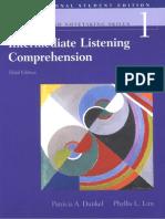 3117 - Intermediate Listening Comprehension - P Dunkel&P Lim - 2006 - (With Audio&Video)