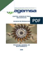 FSGIM-01-01 Programa General de Mantenimiento CHM 2008 Rev00