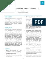 trisomia  18