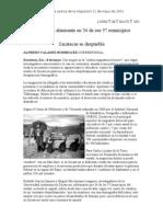 REPORTE JORNADA ACERCA DE LAMIGRACIÒN EN ZACATECAS