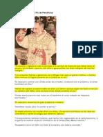 Pensamientos de San Pío de Pietrelcina