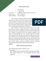 Profil Dan Skenario Untuk Praktikum - Bety