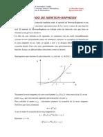 metodo de newton - Raphson.pdf