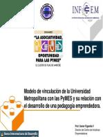 ModeloVinculacionUNIMET-PYMES