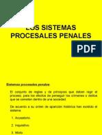 sistemas procesales 2008