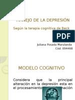 Manejo de La Depresion