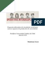 Operativos Interdisciplinarios UC - Documento Oficial