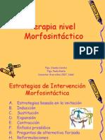 Estrategias de Intervención Morfo (07!09!07)