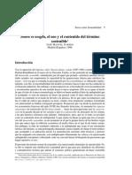 Dialnet-SobreElOrigenElUsoYElContenidoDelTerminoSostenible-1333758