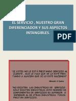 Servicio Nuestro Gran Diferenciador Jose Torres
