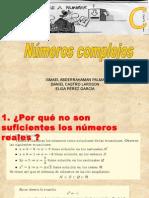 Números Complejos