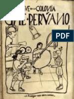 Historia de Los Inicios Del Cine en El Perú