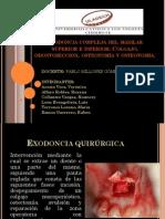 Cirugia Compleja Del Maxilar Superior e Inferior