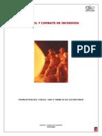 Control y Combate de Incendios