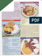 Receta de Picante mixto, Thimpu y Anticucho