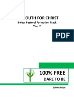 Yr 2 Yfc 100 Free Dare to Be (2009 Edition)