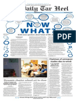 The Daily Tar Heel for June 11, 2015