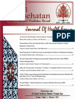 Volume  I  Nomor 1, Pebruari 2010.pdf