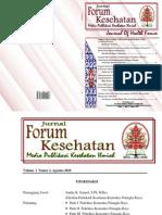 Volume  I  Nomor 2, Agustus 2010.pdf