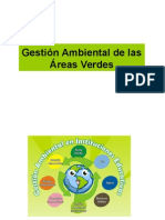 Gestion Ambiental de Areas Verdes