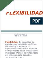 Clase Flexibilidad Ucsc