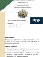 Presentación1 Sobre Las Prácticas de Laboratorios.