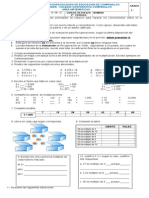 Guía de Refuerzo Matemáticas.