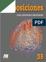 Revista Proposiciones 35
