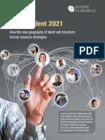 Global Talent 2021