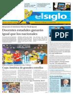Edicion Impresa El Siglo 11-06-2015
