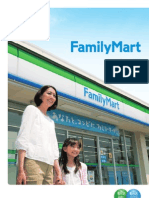 FamilyMart Annual Report 2013