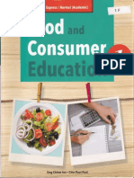 Overall Notes and Recepies For Food and Consumer Education Syallbus