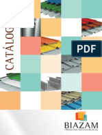 Catalogo_telhas de Aluminio