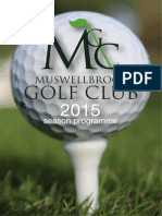 2015 season booklet - mbk golf club