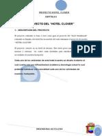 Proyecto Hotel Clover Original