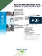SLP845 LoadCell Datasheet 121101 En