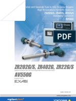 ZR22G ZR22S ZR402G - Bulletin11M12A01-01E_100