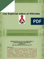 Presentacion 6 LEY ESPECIAL VIHsida nuevo.ppt