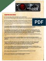 Gears of War FAQ v2.6
