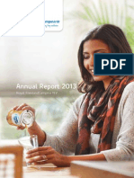 FrieslandCampina Annual Report 2013